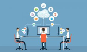 people social business on cloud