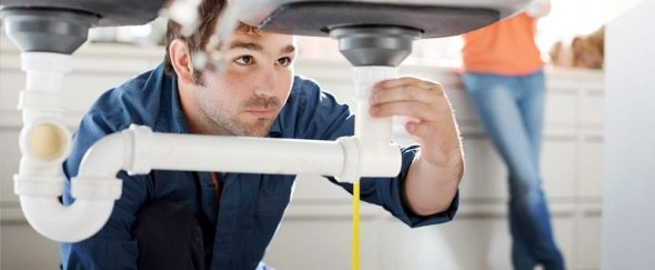 Handle the plumbing problem in right ways