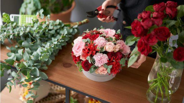 Choose best florist online
